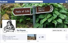 Like Me OnFacebook