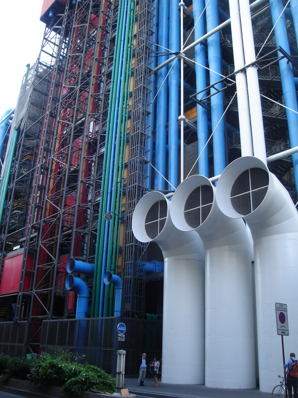 Centre Pompidou in France